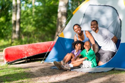 7 Camping Tips That Will Save Your Back This Summer