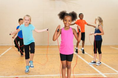 Keeping Our Youth Heart-Healthy Through Movement