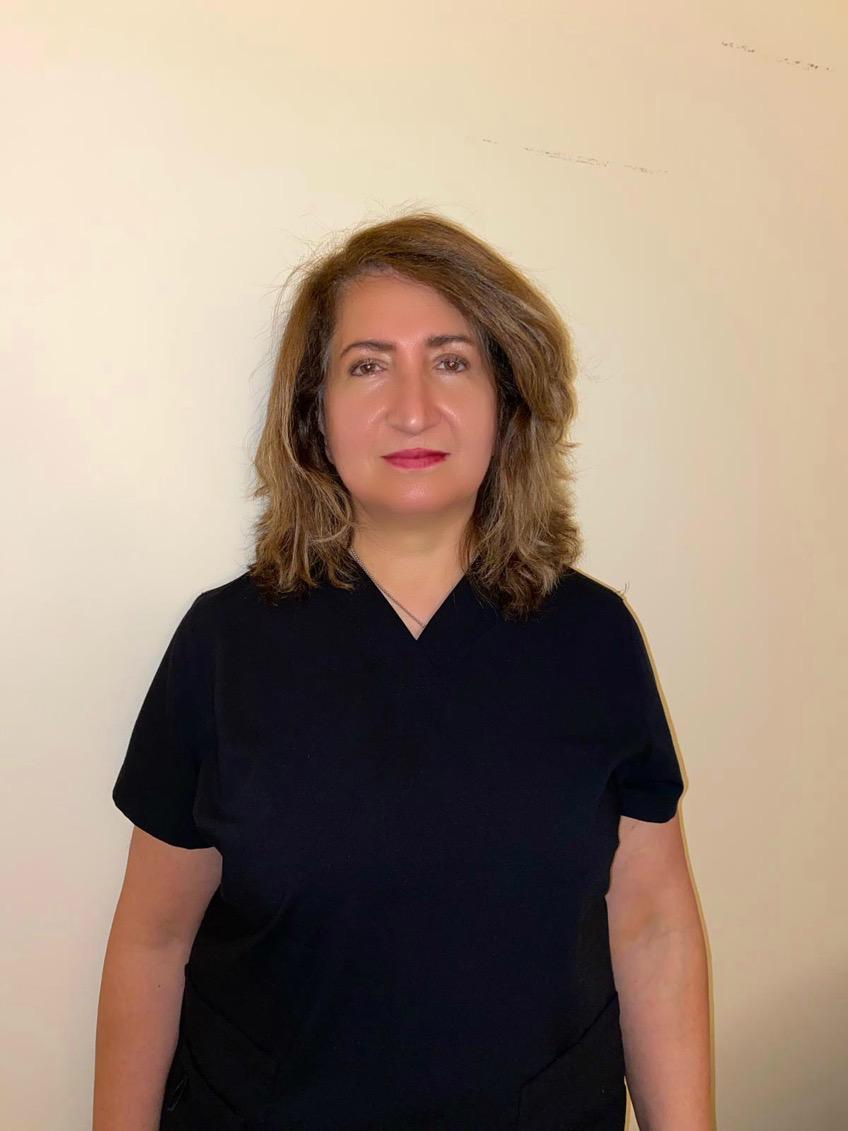 Image of Message therapist Firouzeh Nassiri