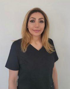 Image of Massage therapist Farnaz Firoozmand